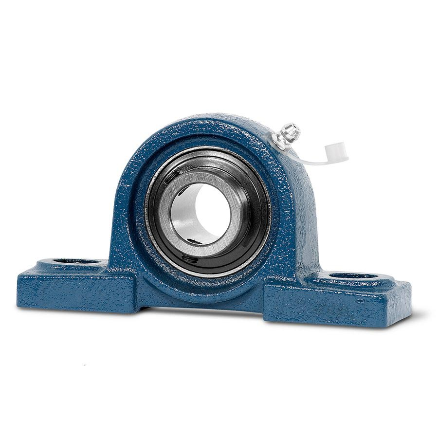 Cast Iron Housings With Bearing Inserts Made Of Rolling Bearing Steel